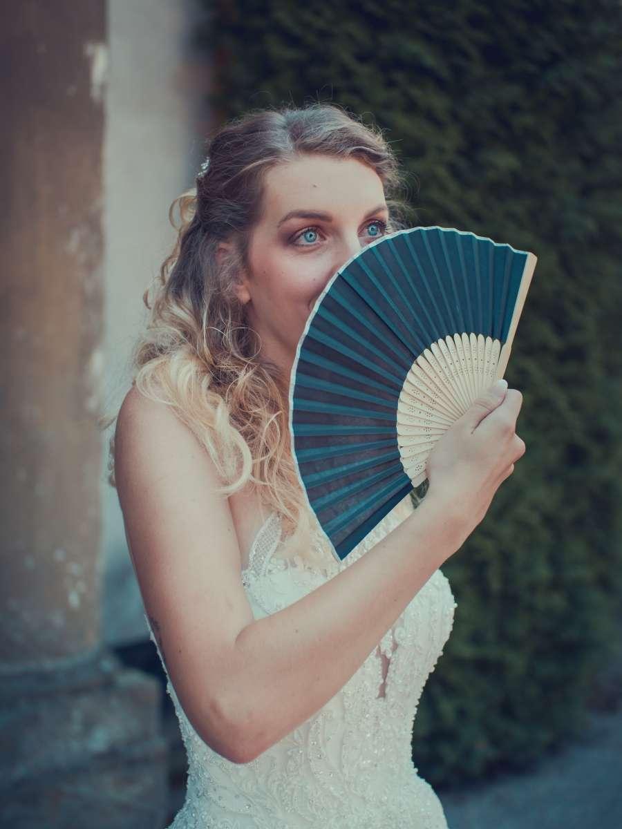 Letní momentky ze svatby