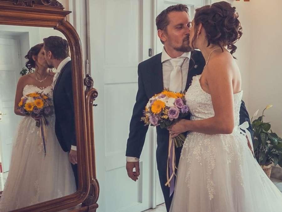 Zachycení skvělých momentů svateb