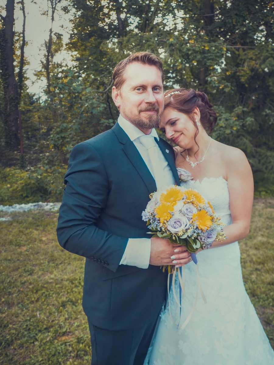 Soukromá svatba celodenní focení